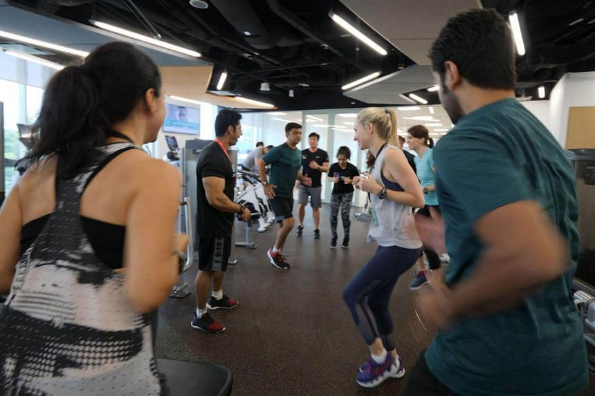 The Johnson & Johnson Human Performance Institute opened its APAC branch here last May and trains people in the hundreds in their Performance course every month.