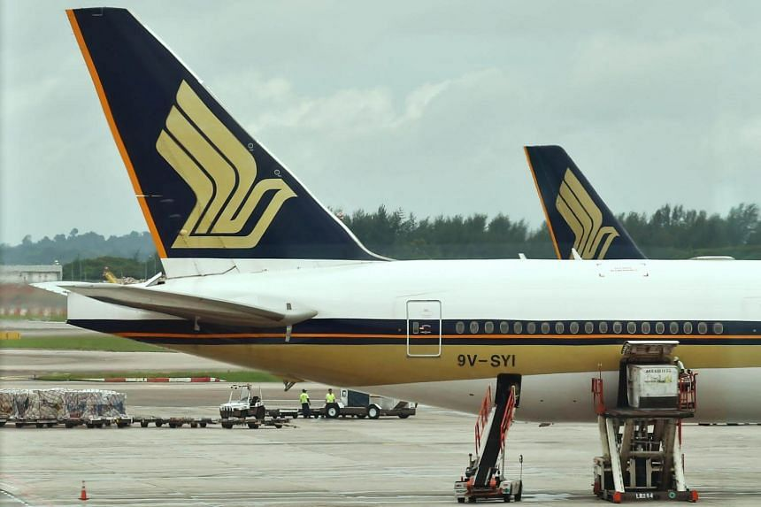 There were 150 passengers and 17 crew on board the aircraft, all of whom managed to disembark safely.
