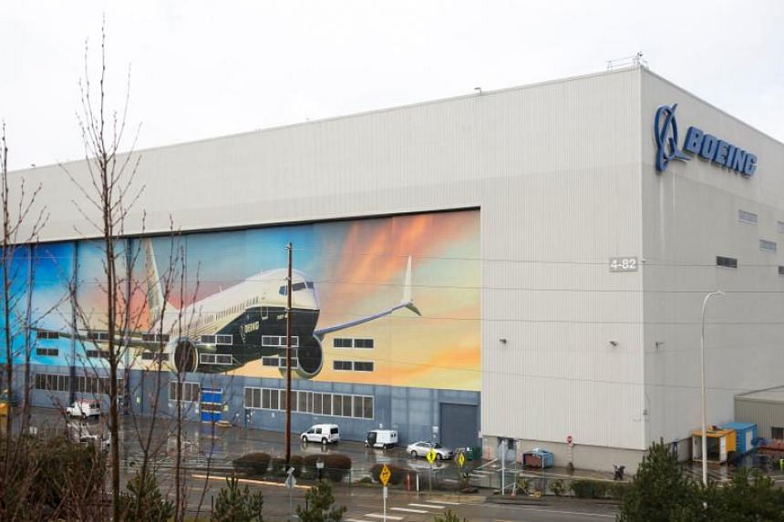 The sources said Boeing was due to present the patch to officials and pilots of US airlines American, Southwest and United in Renton, Washington state, where the craft is assembled.