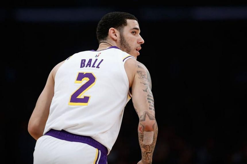 Basketball  Lakers guard Lonzo Ball fires family friend after US 1.5M goes  missing 40e1a075d