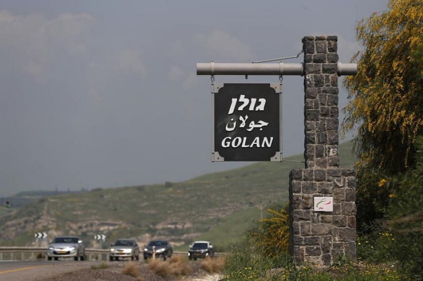 US President Donald Trump will sign the decree recognising Israeli sovereignty on the Golan Heights while hosting Israeli Prime Minister Benjamin Netanyahu at the White House on March 25, 2019, Israel's acting foreign minister said.