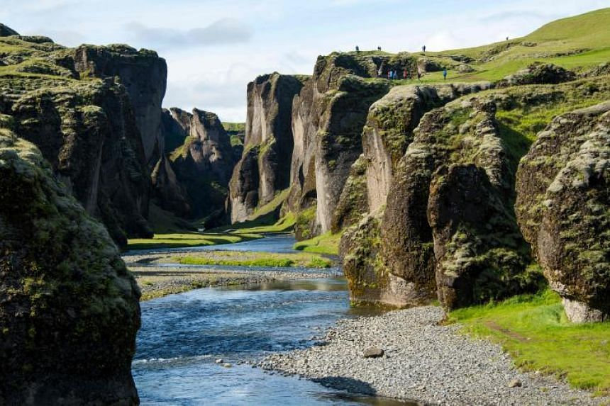 Iceland has closed Fjadrargljufur canyon till June 1, as the tourist attraction's fragile eco-system has been threatened by a spike in visitors since 2016.