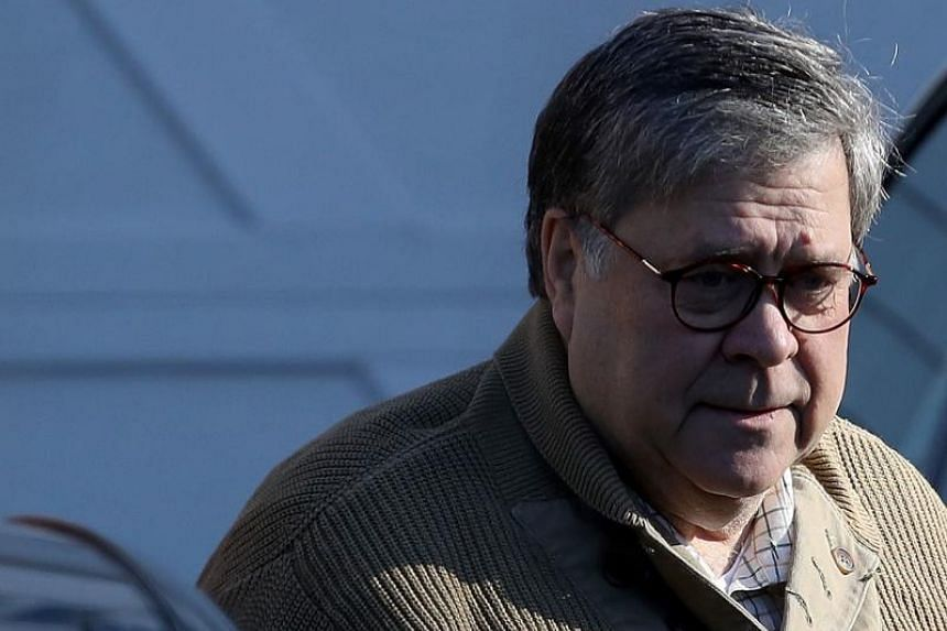 US Attorney General William Barr is expected to give Congress and the public a summary of the report by Special Counsel Robert Mueller into an investigation of Russian meddling in the 2016 election.