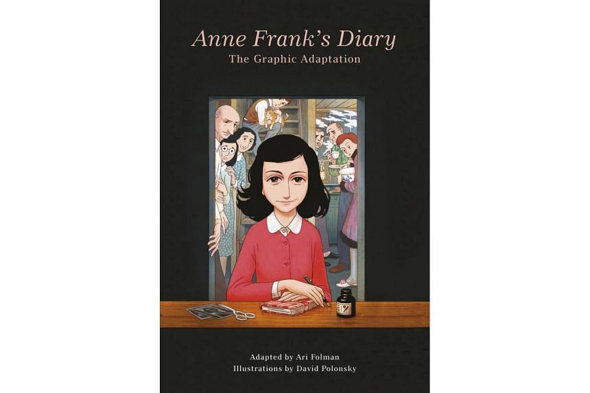 More than 70 years after Anne Frank died aged 15 in a death camp, her story of hiding in a secret annex for two years from the Nazis continues to find new lives.