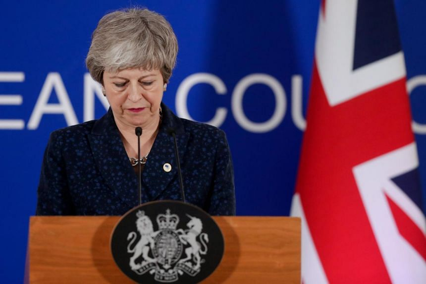 After Prime Minister Theresa May's exit deal with Brussels was rejected twice by parliament, she agreed a delay to Brexit in talks with the EU last week.