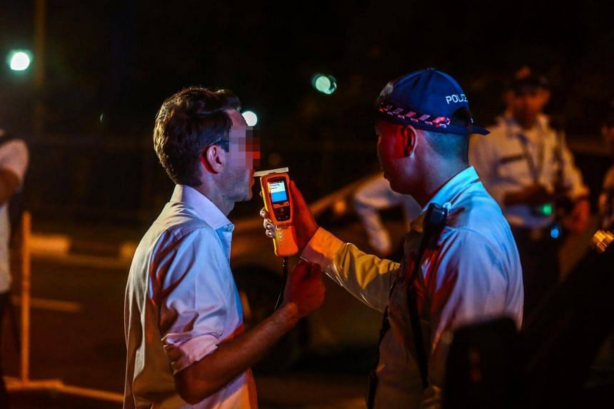 In the first nine months of 2018, there were more than 120 reported cases of drink-driving accidents.