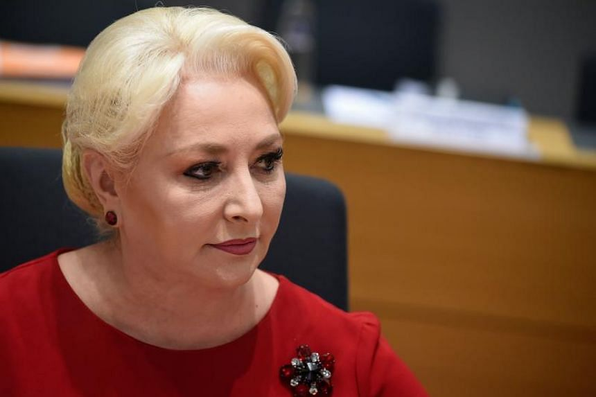 Romanian Prime Minister Viorica Dancila's stance would align her country with the US position under President Donald Trump.