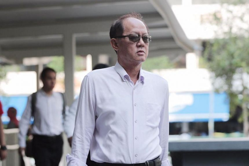 Chia Sin Lan offered bribes such as KTV sessions, including alcoholic drinks, tips for staff and flower garlands for lounge singers, to influence the outcomes of tenders that his companies were bidding for.