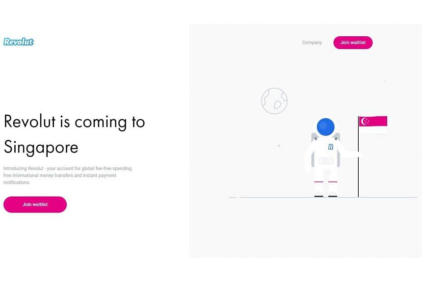 Besides Singapore, Revolut plans to launch in Australia and Japan by the first half of this year and wants to beef up its talent pool in the region.