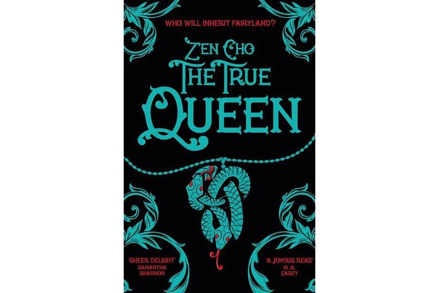 The twist is easily guessed at, but the joy of The True Queen is not so much in its plot but in how it trips along so winningly.