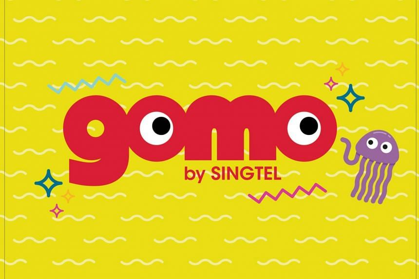 Called Gomo, an acronym for Get Out More Often, the Singtel plan offers 20GB of mobile data and 200 minutes local talk-time for $20 a month.
