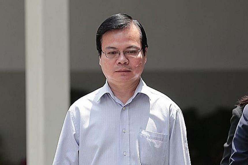 Wong Chee Meng was treated to KTV sessions, got a discount on a used car and had payments made to a mistress in China.