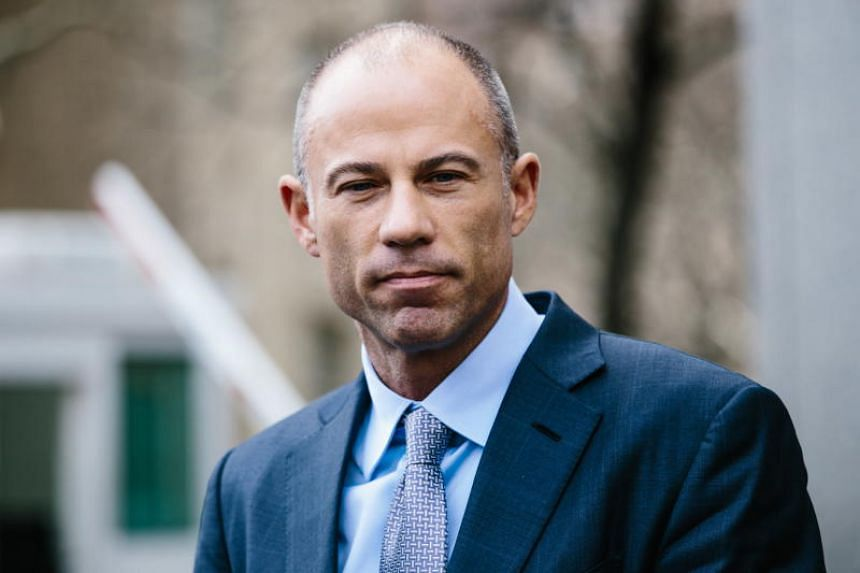 """Lawyer Michael Avenatti offered to accept a US$22.5 million payment to resolve any claims the client might have, and to """"buy Avenatti's silence."""""""