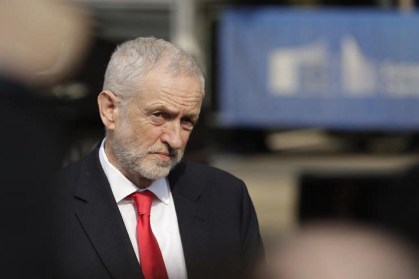 "British opposition Labour leader Jeremy Corbyn said he was ""shocked and surprised"" by the attack."