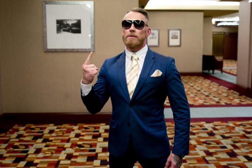 Mixed martial arts star Conor McGregor has not fought since October, 2018.