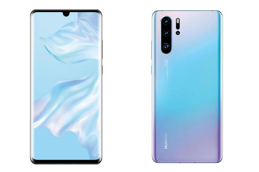 The series, which was unveiled on March 26 in Paris, comes with an image sensor that Huawei says can take in 40 per cent more light than conventional sensors.