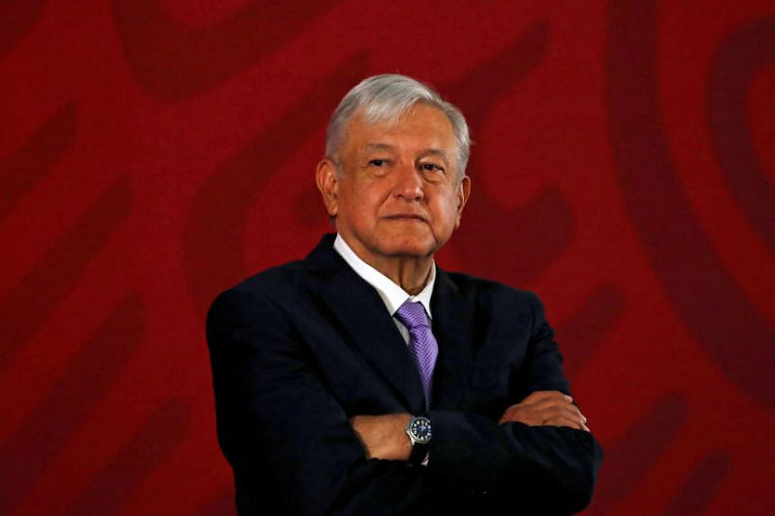 Mexican President Andres Manuel Lopez Obrador (above) called on Spanish King Felipe VI and Pope Francis to apologise for the conquest and the rights violations committed in its aftermath on March 25, 2019.