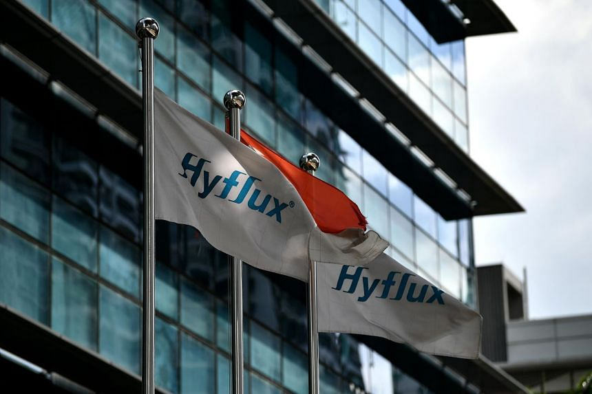 Hyflux has been partially funded by 34,000 Singaporeans, many of whom invested their retirement and Central Provident Fund (CPF) savings in the belief that water security is paramount.