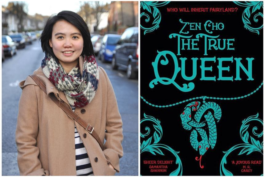 The True Queen (right) by Zen Cho (left) is a sequel to her debut novel Sorcerer To The Crown.