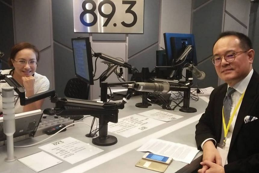 Mr Andrew Tjioe - the executive chairman Tung Lok Group of Restaurants and president advisor Restaurant Association of Singapore -  stops by to chat with Money FM's Claressa Monteiro about the inaugural Restaurant Asia 2019.