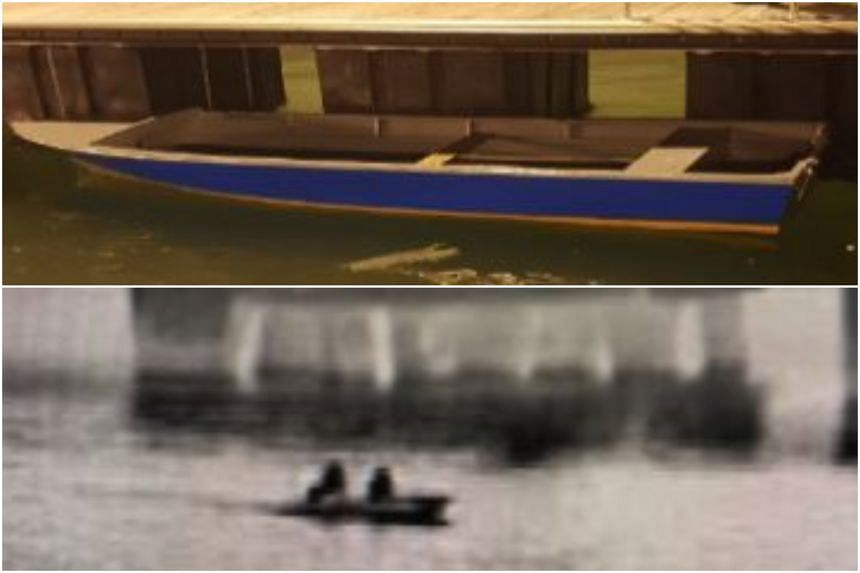 The police said preliminary investigations revealed the Malaysian boatman had picked up the Bangladeshi from the shoreline of Johor Baru.