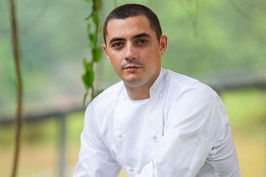 Odette is helmed by chef Julien Royer.