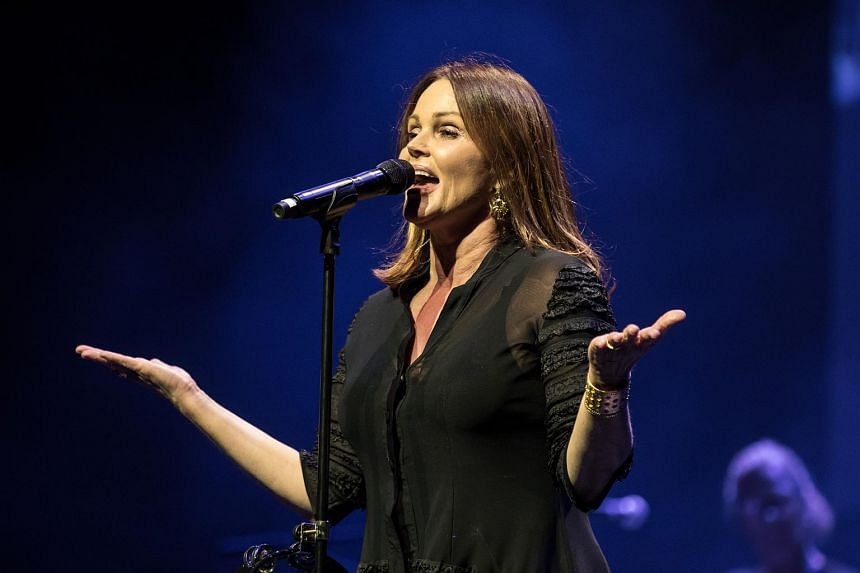 """American singer Belinda Carlisle thinks that acts such as American singer-songwriter Lady Gaga and Canadian pop star Justin Bieber are great, but music today has become too """"specialised""""."""