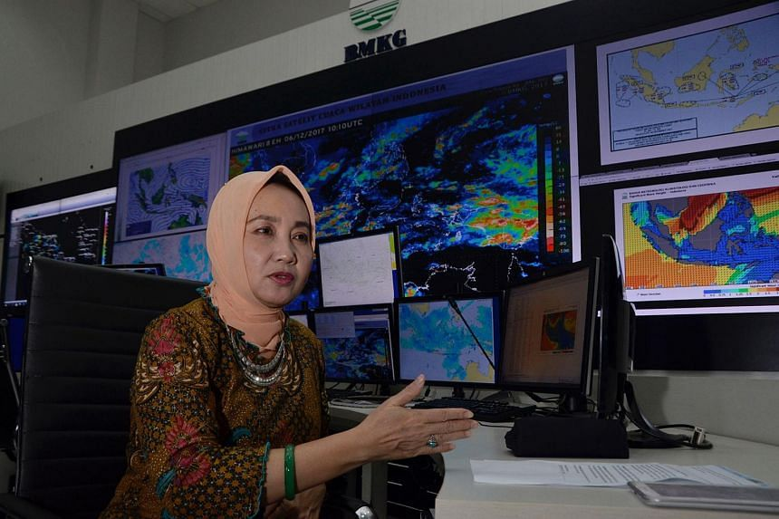 Chairman of Indonesia's Meteorology, Climatology and Geophysics Agency, Dwikorita Karnawati, said every second counts when an earthquake strikes.