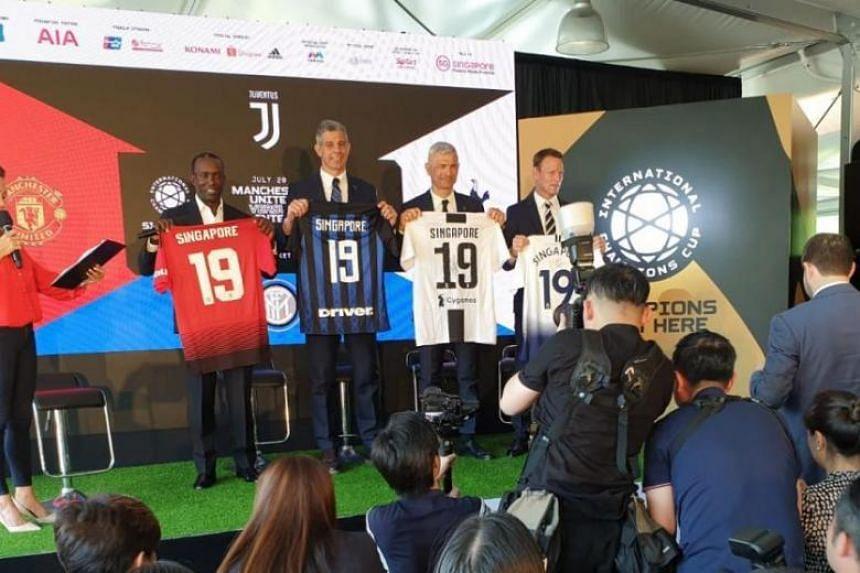 Xác nhận M.U, Juventus du đấu ở Đông Nam Á