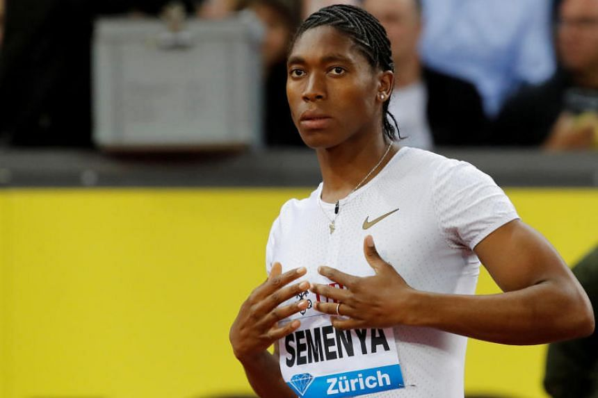 South African Caster Semenya is awaiting a Court of Arbitration for Sport verdict on her appeal against a regulation that says female athletes classed as having differences in sexual development gain an unfair advantage due to their higher testostero