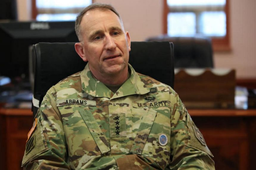 US Army General Robert Abrams also said that despite a reduction in tensions with North Korea, there had been little to no verifiable changes in its military capabilities.