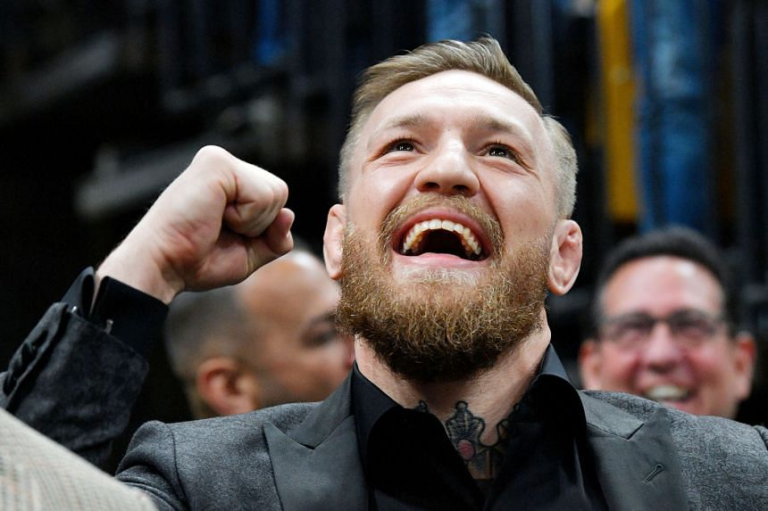 Conor McGregor had appeared on The Tonight Show hours before his announcement and told host Jimmy Fallon he was negotiating to fight at UFC 239 in July.