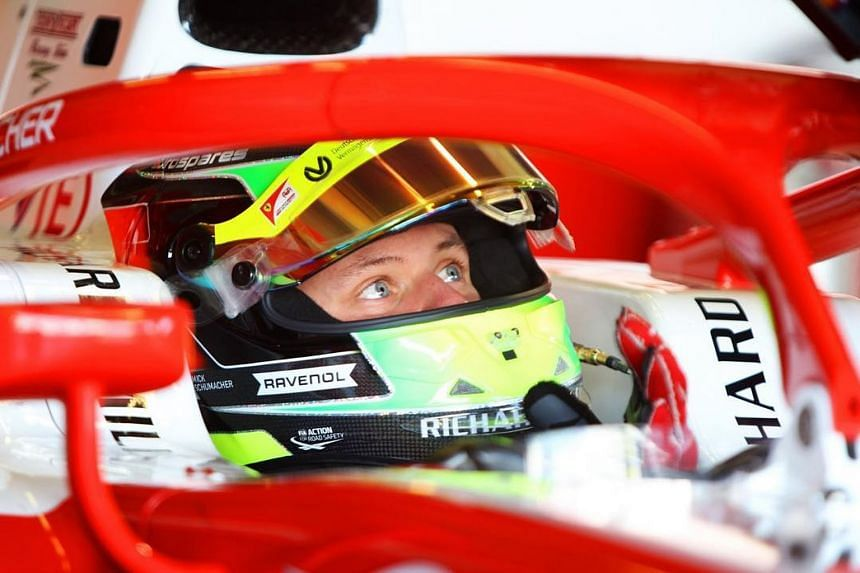 Mick Schumacher makes his Formula Two debut in Bahrain this weekend with the Prema team.