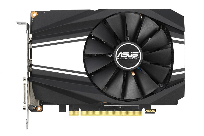 Asus Phoenix GeForce GTX 1660.