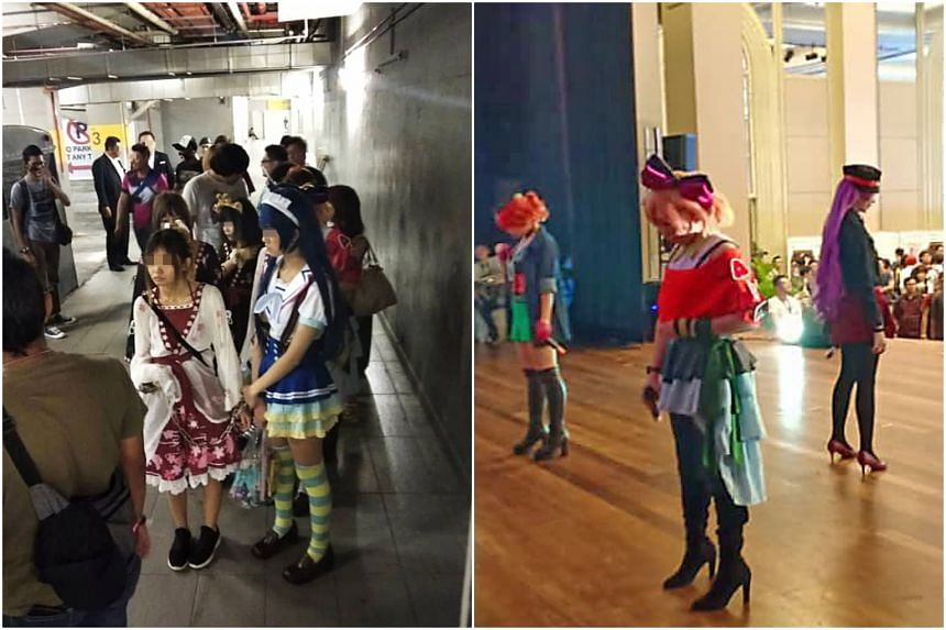 The event organiser and 11 foreign participants were detained during a raid on Cosplay Festival 4, which was held at Sunway Putra Hotel in Malaysia.
