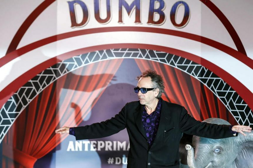 Director Tim Burton revealed he has a special connection to Dumbo, having often been the oddball who does not fit in, but later goes on to prove his worth.