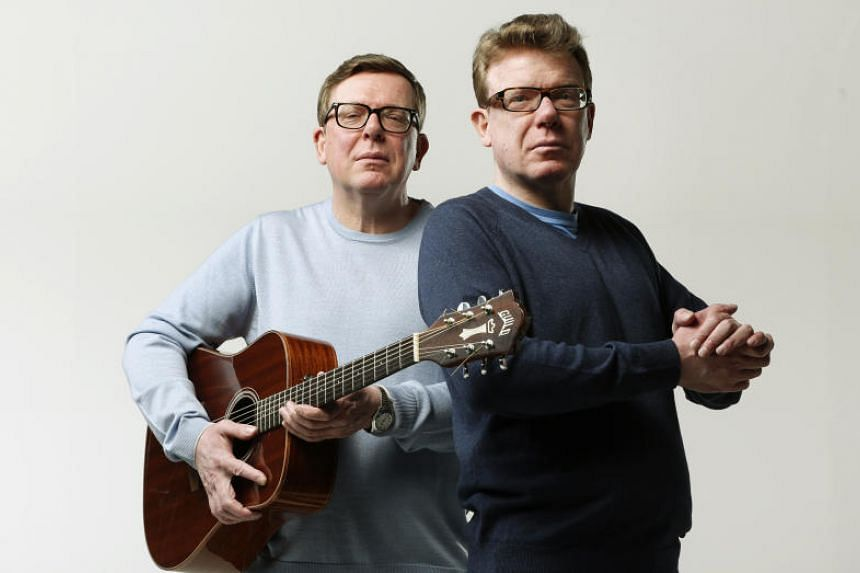 Fans who attend The Proclaimers' return show to Singapore at Capitol Theatre on April 29, 2019, will get to hear a wide variety of material from their discography.