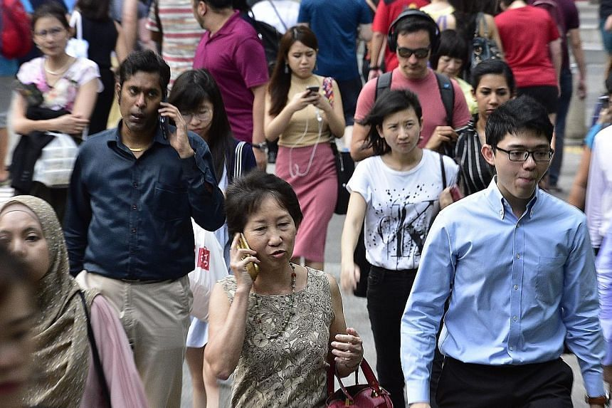 According to the study by Glassdoor Economic Research, Singapore's adjusted pay gap is on a par with that of countries such as the United States and the United Kingdom.