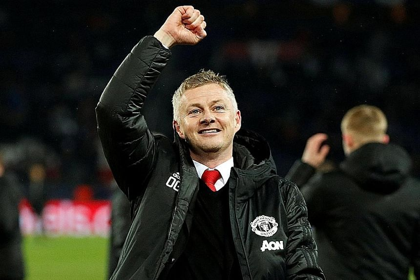 Players like (from left) Ander Herrera, Paul Pogba and Marcus Rashford are among those who have shone since the appointment of Ole Gunnar Solskjaer as Manchester United interim manager. Dwight Yorke is the latest to join the chorus of supporters call