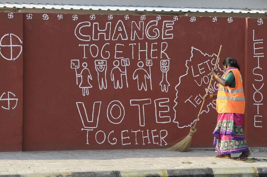 The electoral process transforms India every five years, with campaign material festooned across the country, tea shops that come alive with political differences and enrapturing political rallies that attract crowds of hundreds of thousands.