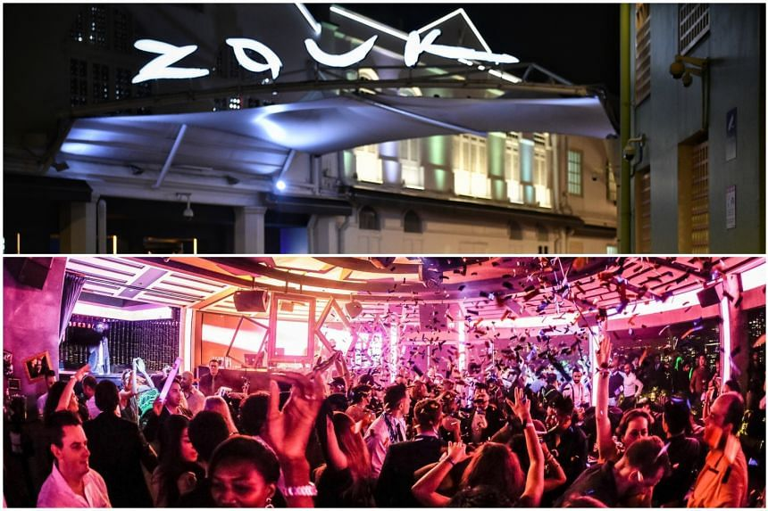 Zouk (top) fell two spots to No. 5, while Ce La Vi fell 21 spots to No. 88 on DJ Mag's list of top 100 clubs.