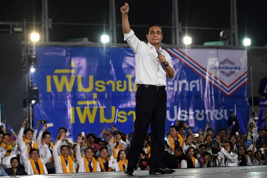 The military-aligned Phalang Pracharat appears to have won the popular vote, but this gives it neither legitimacy nor a mandate to form the new government.