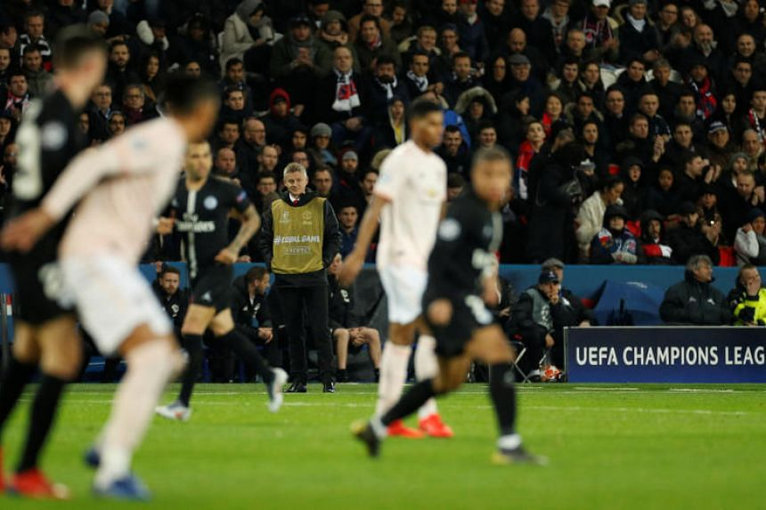 Ole Gunnar Solskjaer famously guided the Red Devils to the Champions League quarter-finals after an astonishing comeback against Paris Saint-Germain on March 6, 2019.