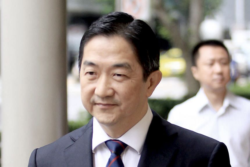 John Soh Chee Wen, the alleged mastermind in the ongoing penny stocks trial.
