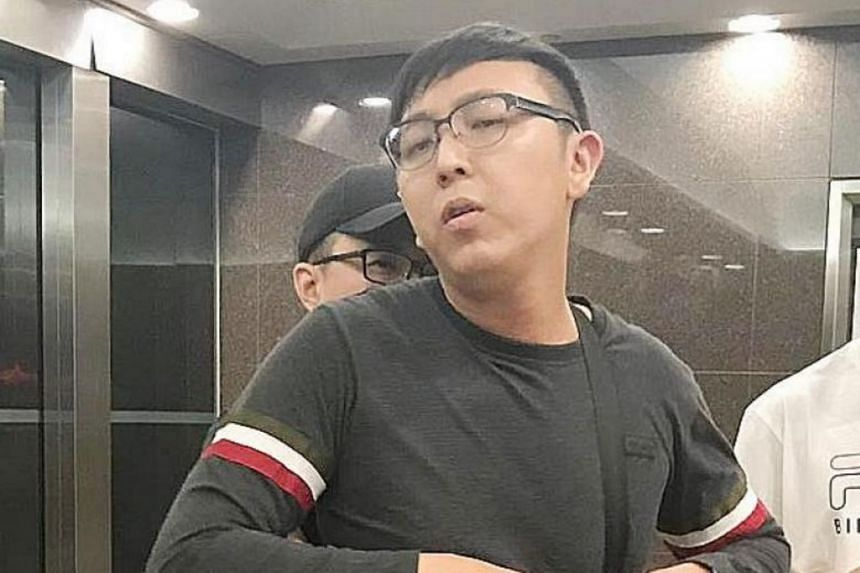 Bryan Fang Zhongquan, 30, had filmed a total of 14 women relieving themselves.