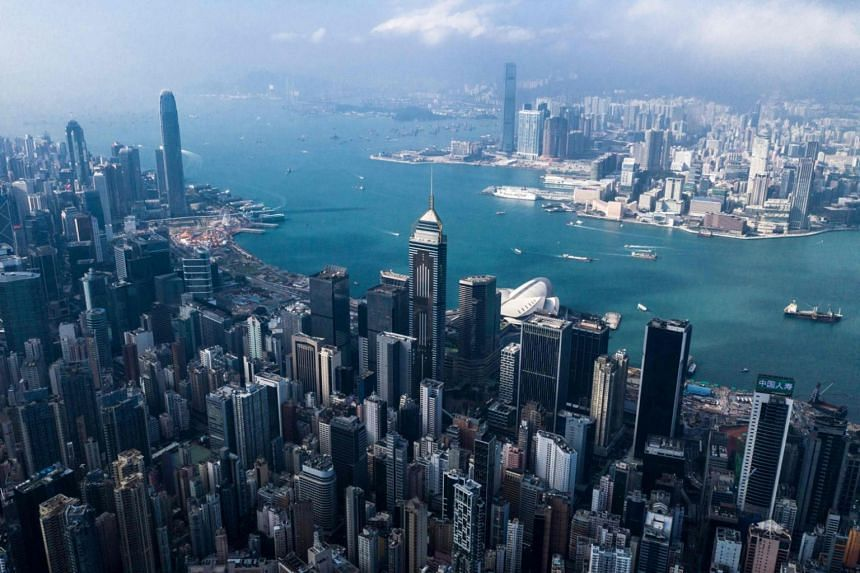 Hong Kong (pictured) is playing catch up with regional economies, notably China and India, by allowing fintech to shake up retail banking.