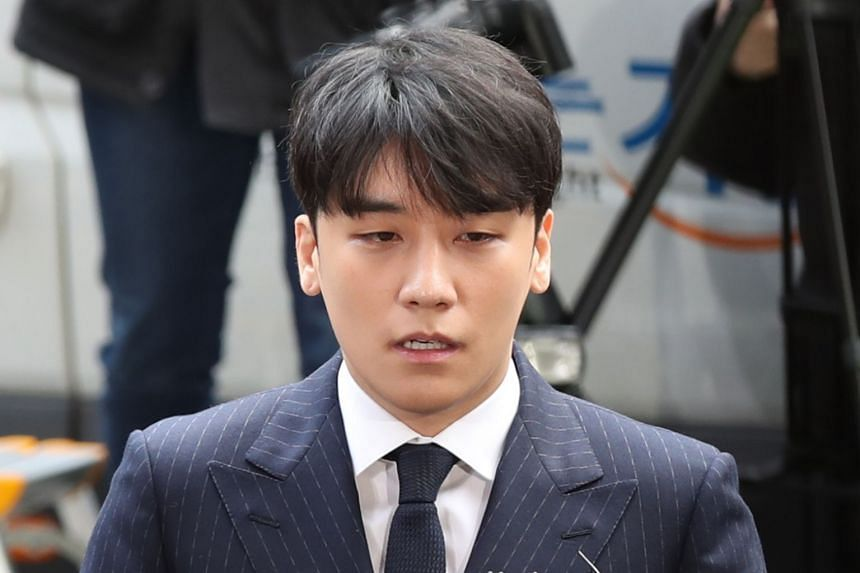 The latest news came after Seungri gave an interview last week to explain that he was just an investor in Burning Sun.