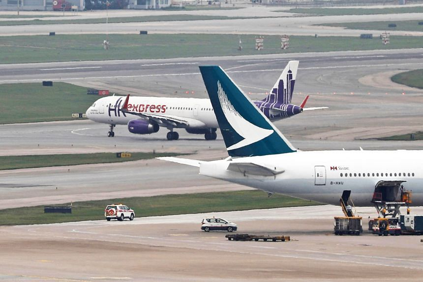 The HK$4.93 billion (S$858 million) deal is expected to be completed by Dec 31. The move will also provide Cathay Pacific Airways with a new revenue source as the region's growing economies allow more people to fly and as Chinese rivals expand with d
