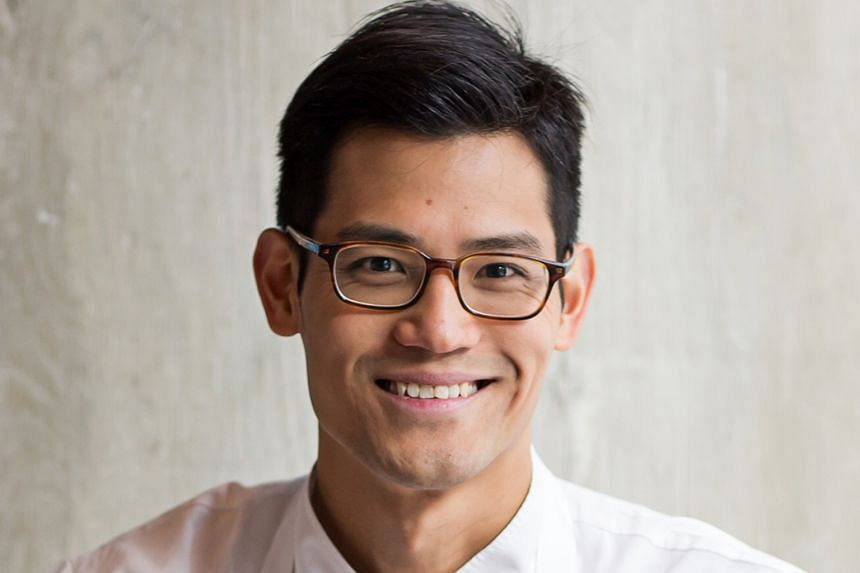 CHEF NICHOLAS TANG (above), on why he wants to serve classic Singapore dishes if he opens a restaurant overseas.