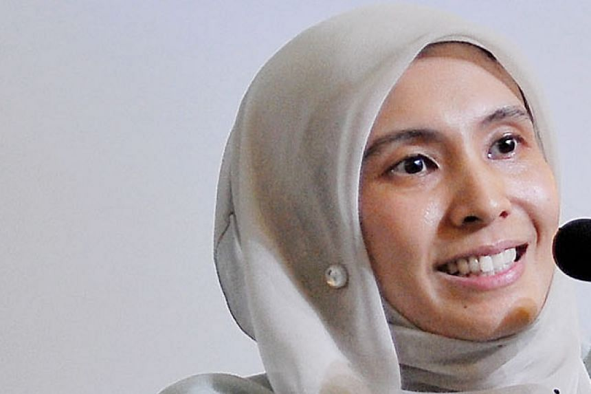Ms Nurul Izzah Anwar, as an MP, had earned the right to speak for the people, said her father's political secretary.